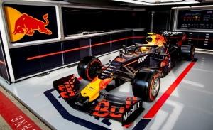 Red Bull incorporará el logo de James Bond a sus monoplazas en Silverstone