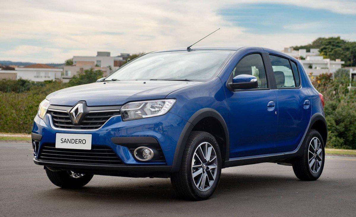 El Dacia Sandero vendido en Brasil bajo la marca Renault se actualiza