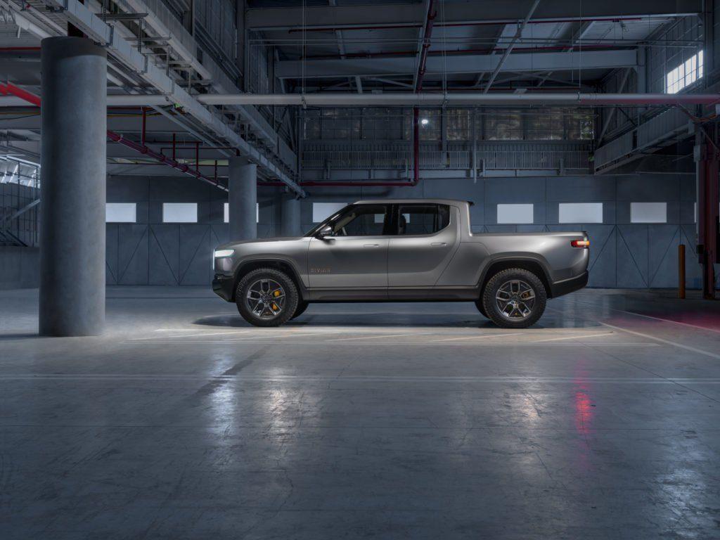 Rivian comienza la producción de su pick-up eléctrico de 764 CV