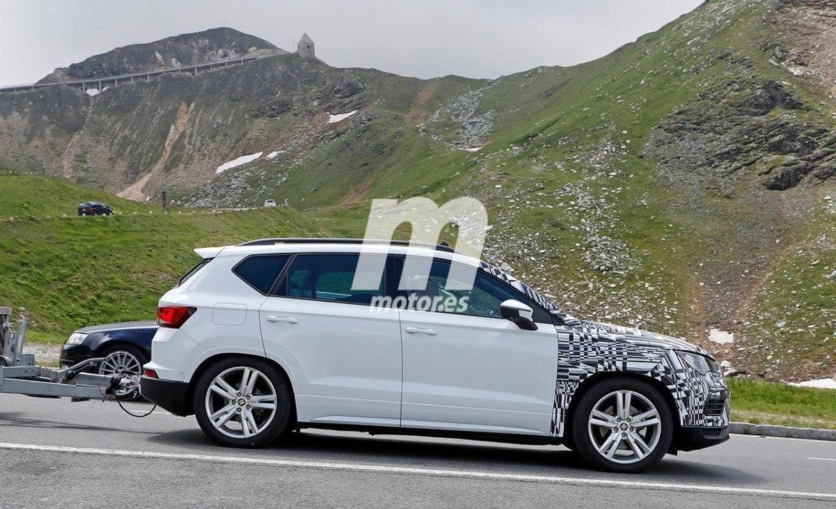 2020 SEAT Ateca Facelift 17
