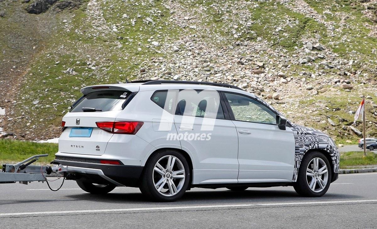 2020 SEAT Ateca Facelift 18