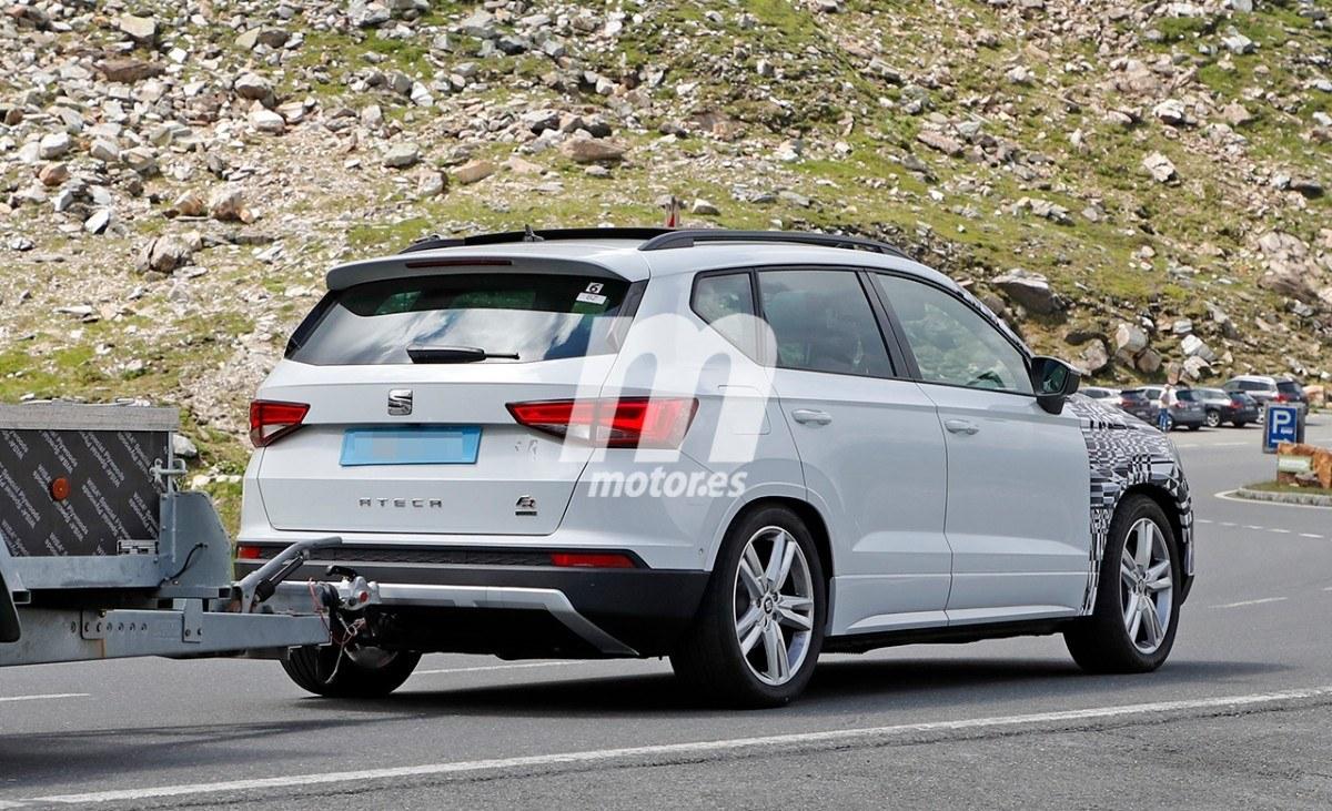 2020 SEAT Ateca Facelift 19
