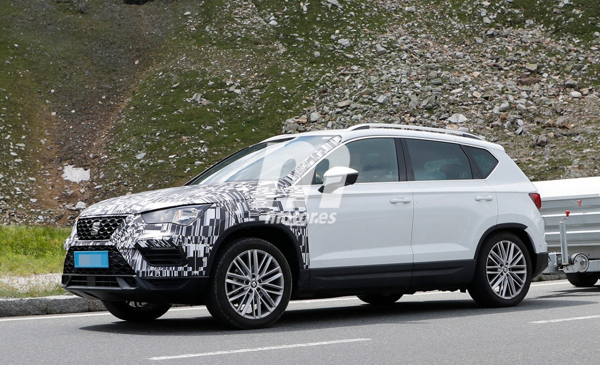 2020 SEAT Ateca Facelift 21