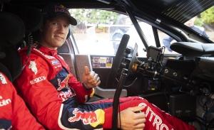 Sébastien Ogier, embajador del WRC en Goodwood
