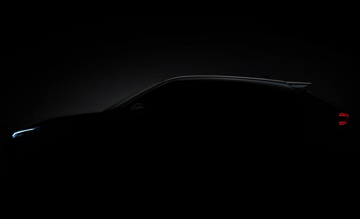 La silueta del nuevo Nissan Juke 2020 se vislumbra en este adelanto