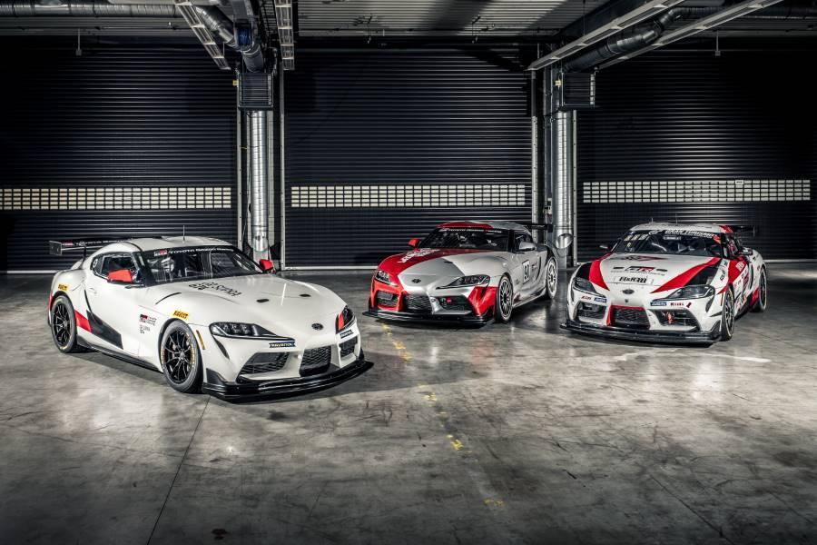 El Toyota GR Supra GT4 llega en 2020, la versión carreras-cliente del deportivo japonés