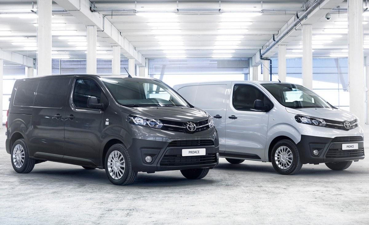 Toyota Professional, una nueva marca de vehículos comerciales