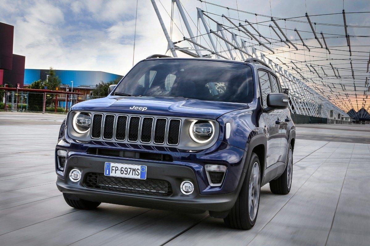 Italia - Junio 2019: Nuevo récord para el Jeep Renegade