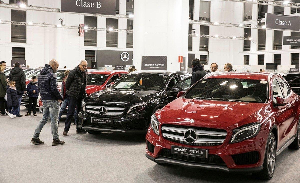 Se consolida la tendencia negativa de las ventas de coches de ocasión en España