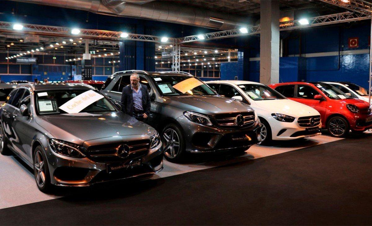 Las ventas de coches de ocasión se mantienen estables hasta junio de 2019