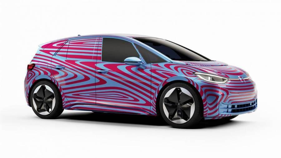 Volkswagen centrará su producción de coches eléctricos en China