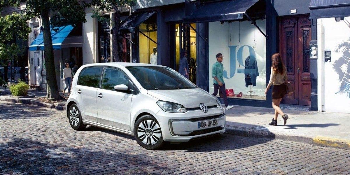 Volkswagen anuncia las especificaciones del nuevo e-Up! en Noruega