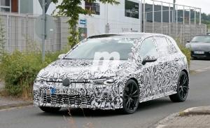 Volkswagen Golf GTI 2021, primeras fotos espía de la nueva generación