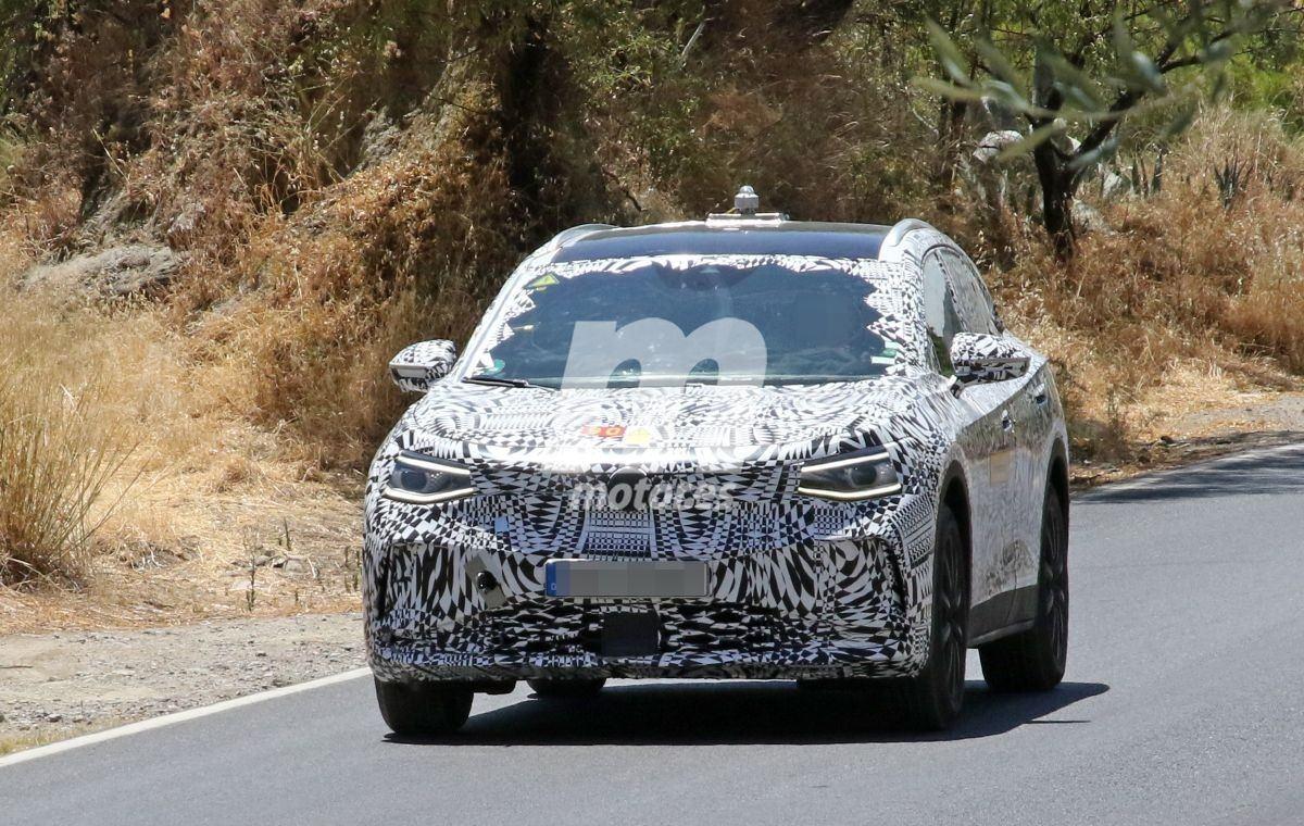 Volkswagen ID. Crozz: primeras fotos espía del SUV eléctrico que llegará en 2020
