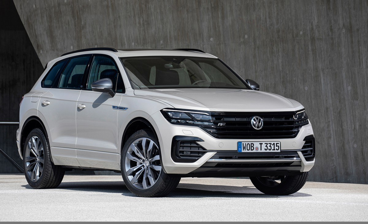 Volkswagen Touareg ONE Million, festejando el millón de unidades producidas