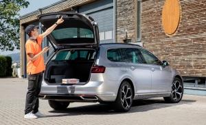 Volkswagen We Deliver, llega la entrega de paquetes en el maletero del coche