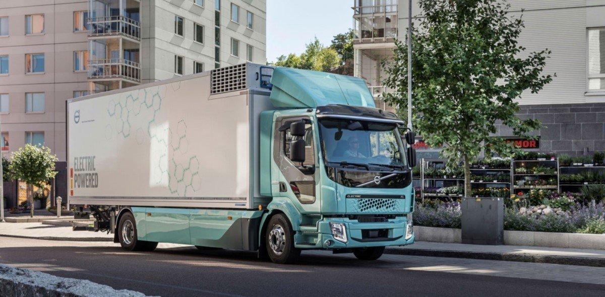 Volvo firma un nuevo suministro de baterías para grandes comerciales con Samsung SDI