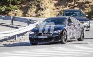 Alpina comienza las pruebas del futuro B8 xDrive Gran Coupé
