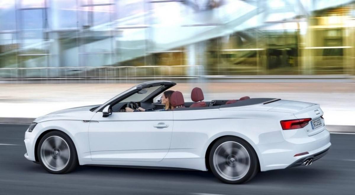 Los futuros Audi A5 Coupé y A5 Cabrio 2022 se basarán en la plataforma MQB del A3