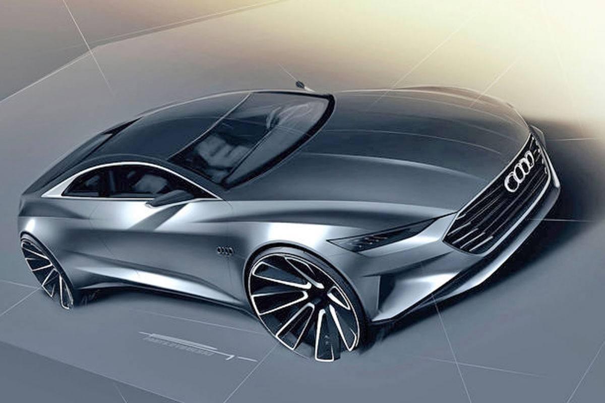 Audi recupera el proyecto del eléctrico A9 e-tron como sustituto del A8