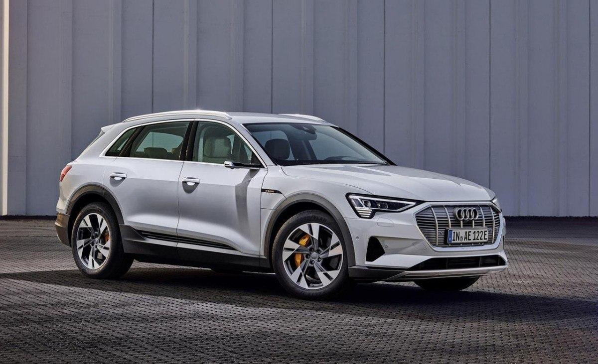 Audi e-tron 50 quattro, más de 300 km de autonomía y 313 CV de potencia