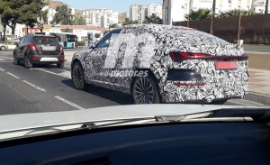 El eléctrico Audi e-tron Sportback aparece en España en su última fase de pruebas
