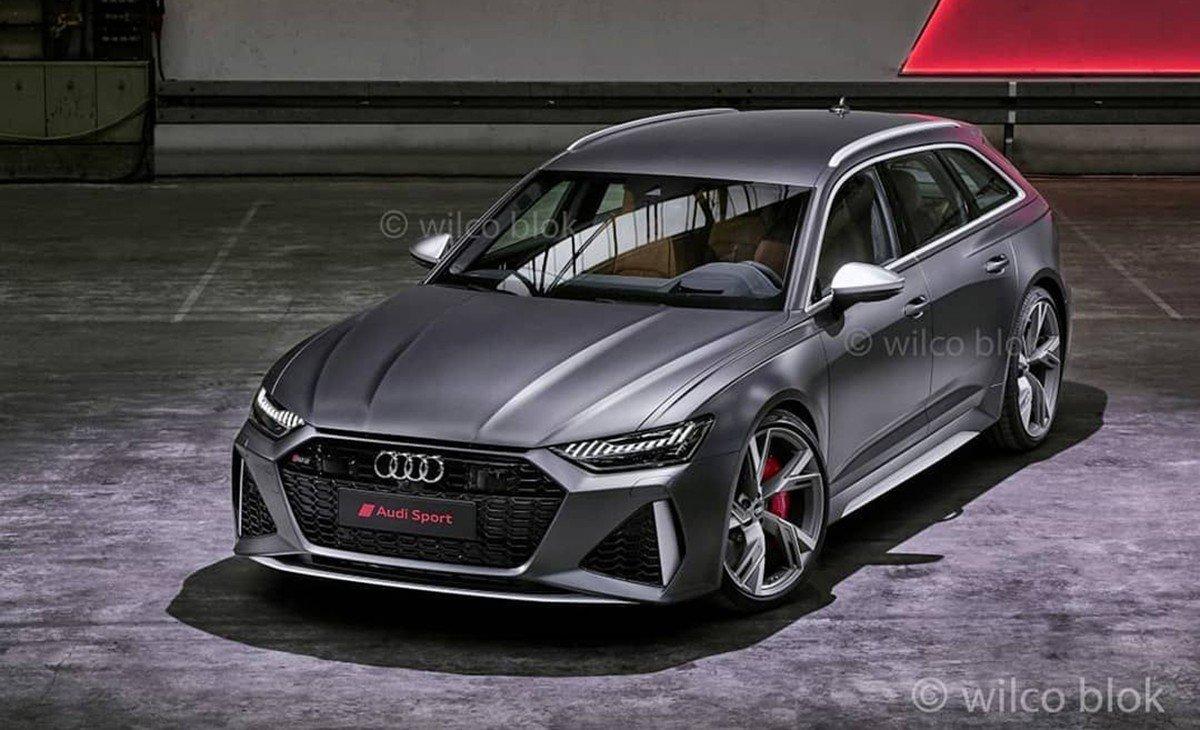 ¡Filtrado! Así es el nuevo Audi RS 6 Avant, la esperada bestia de Audi Sport