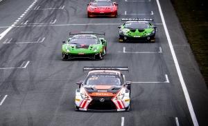 La Blancpain GT World Challenge Europe mantiene 28 GT3 en Nürburgring