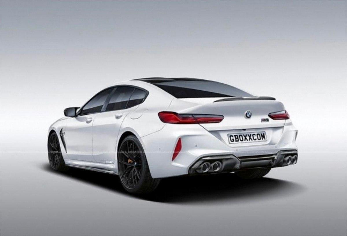 Conoceremos oficialmente al BMW M8 Gran Coupé en el Salón de Los Ángeles