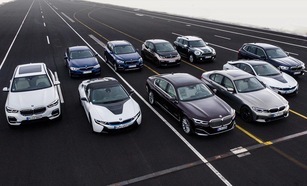BMW confirma sus novedades para el Salón de Frankfurt 2019