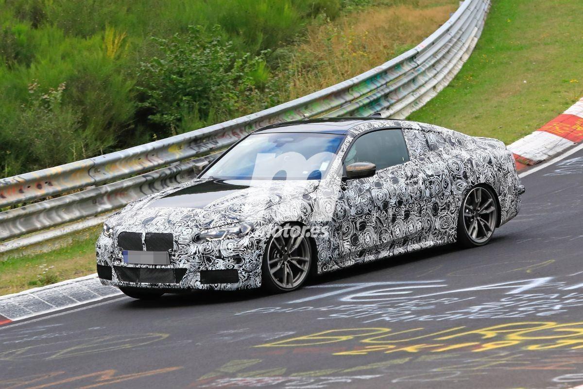 El nuevo BMW Serie 4 será adelantado con un concept en Frankfurt