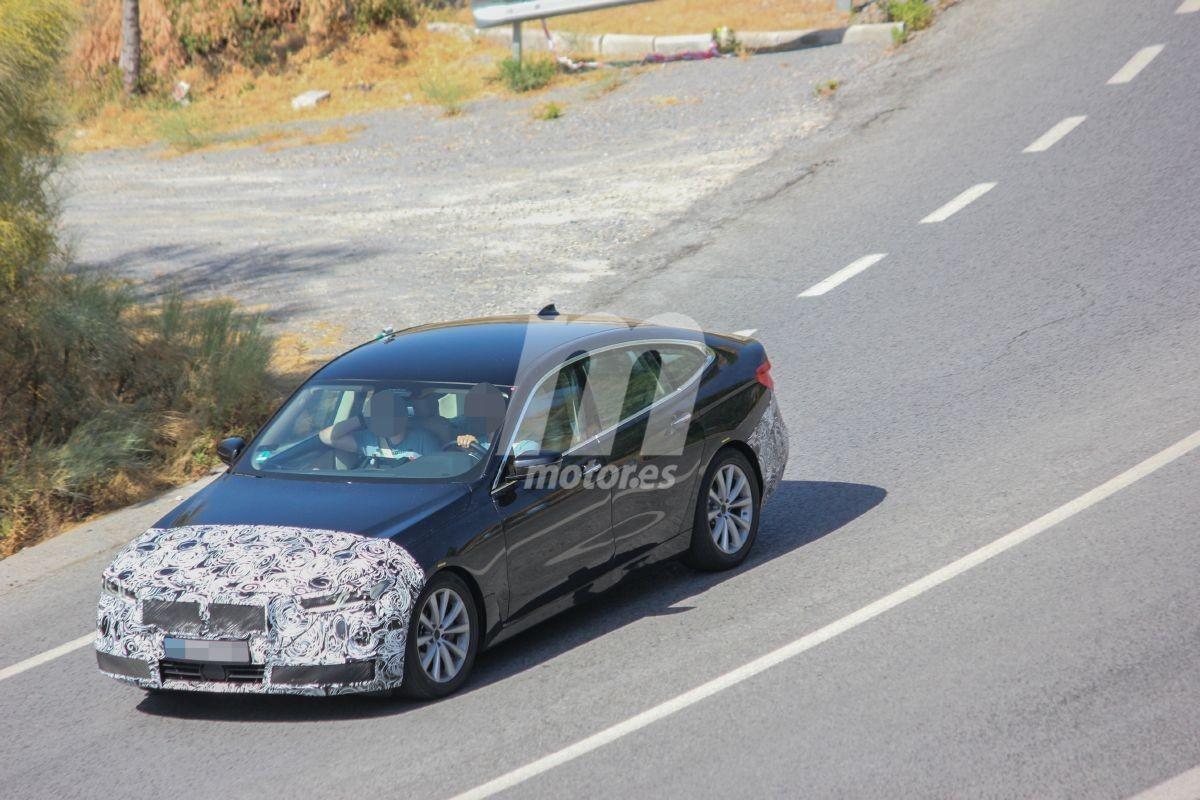 El BMW Serie 6 GT será puesto al día con un lavado de cara
