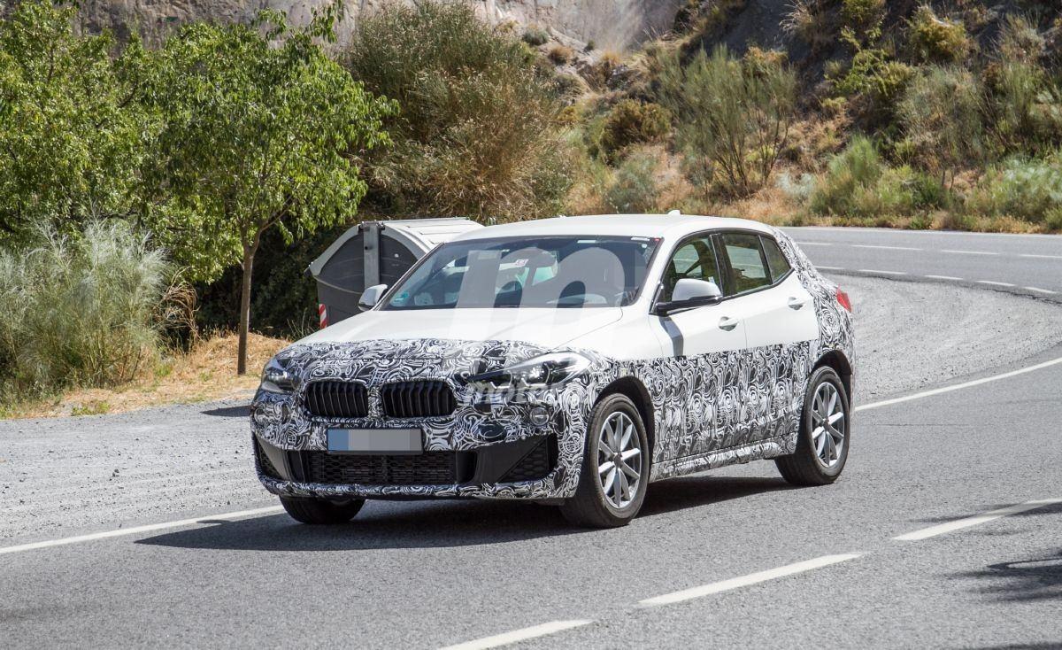 El nuevo BMW X2 ya está siendo desarrollado, primeras fotos espía