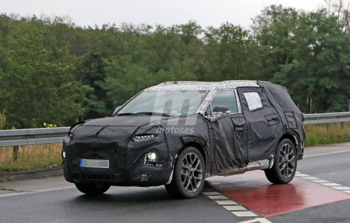 El futuro Chevrolet Blazer XL 2020 descubierto en Europa realizando pruebas