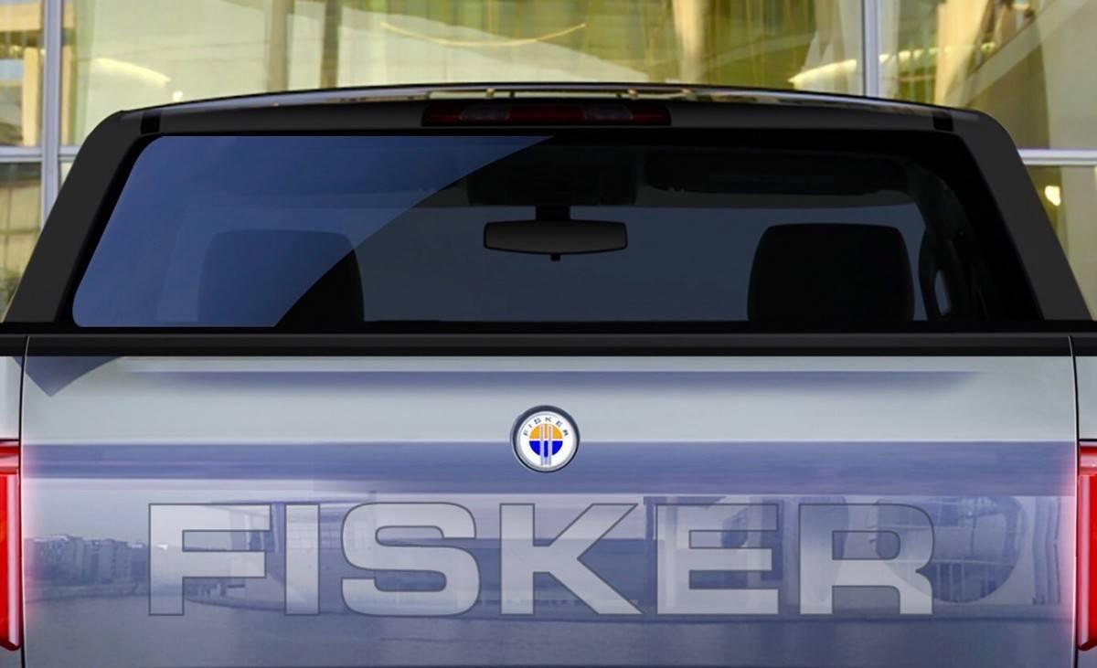 Fisker también lanzará un pick-up eléctrico