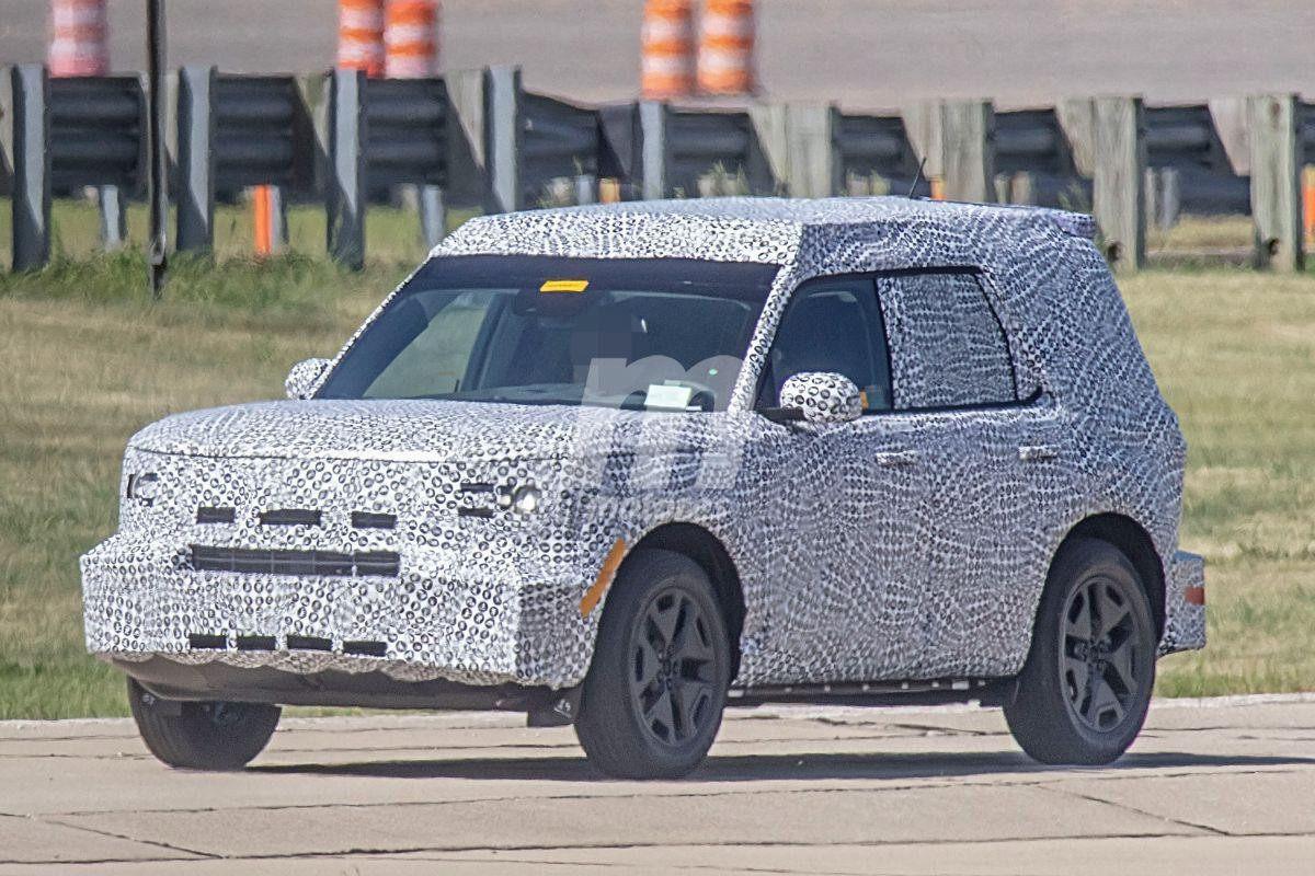 Al descubierto las especificaciones de bastidor del nuevo Ford 'Baby Bronco'