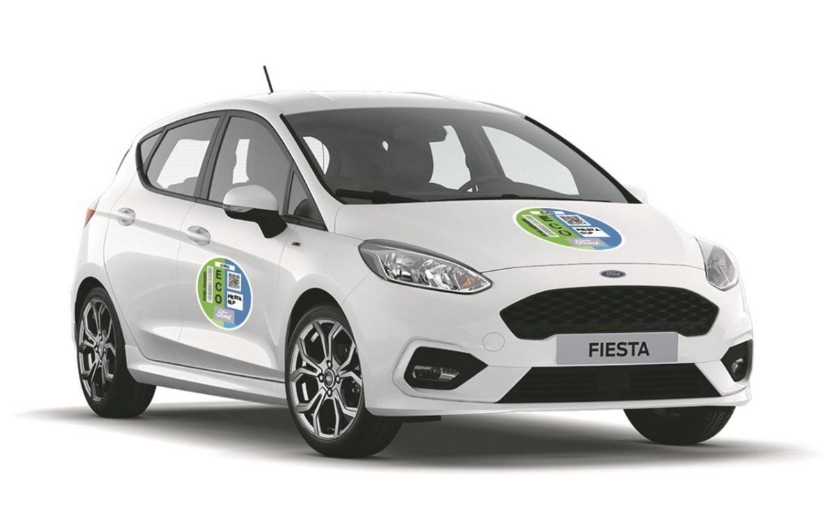 Ford Fiesta GLP, una solución asequible de movilidad sostenible