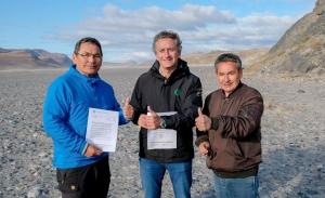 Groenlandia, primer destino de los SUV eléctricos de Extreme E