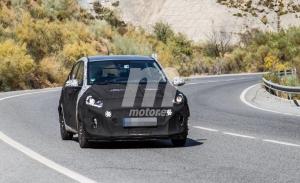 El nuevo Hyundai i10 vuelve a dejarse ver en pruebas por Europa