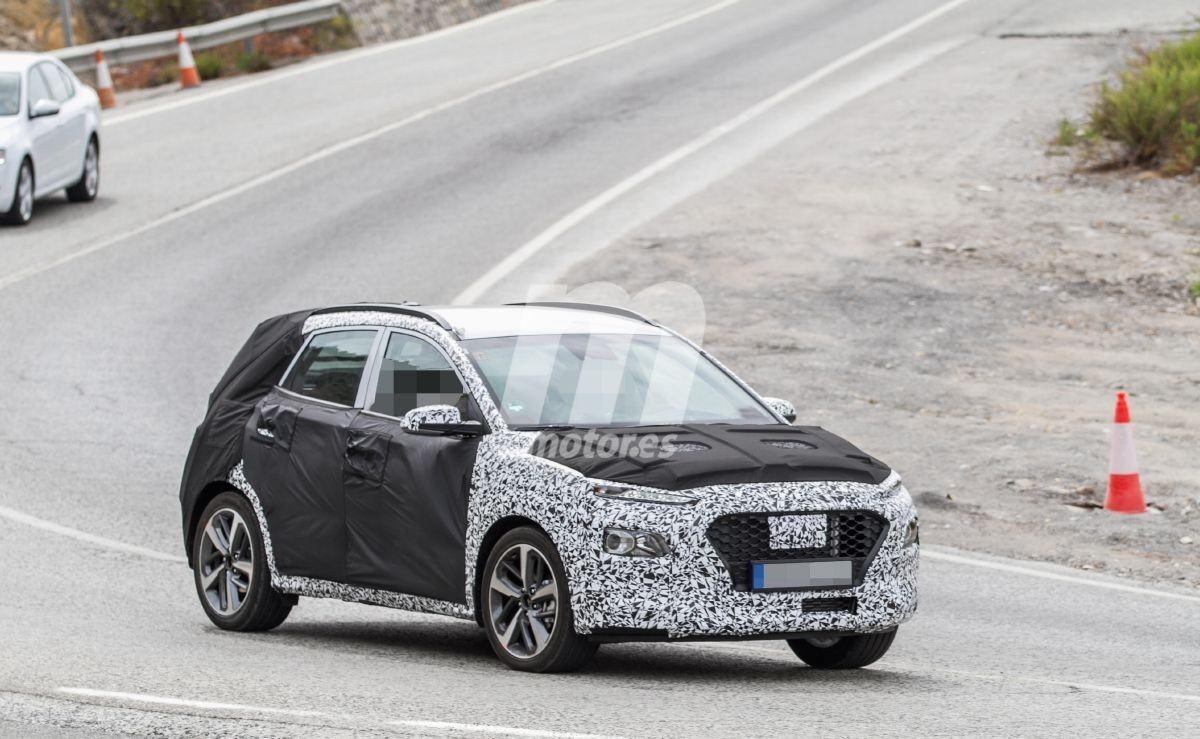 Hyundai Kona 2021, el B-SUV coreano recibirá un lavado de cara