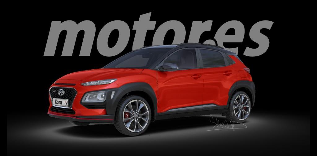 Hyundai Kona N: La marca coreana lanzará una versión deportiva del crossover en 2020