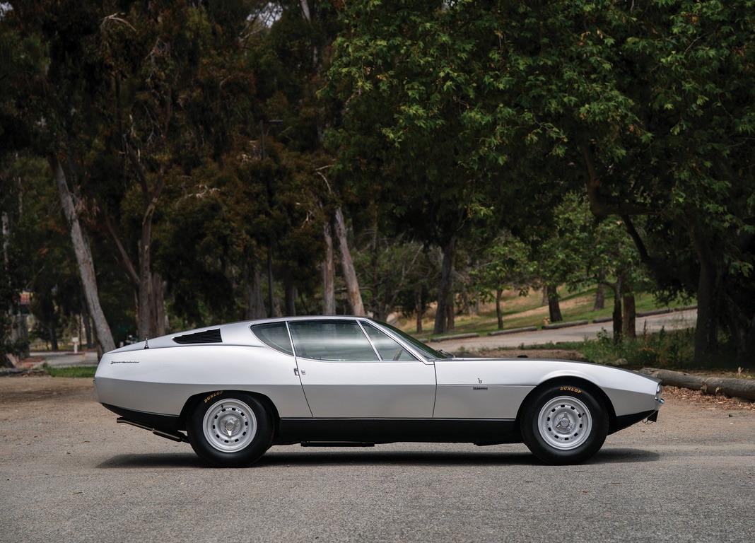 Jaguar Pirana: sale a la luz una pieza única de Bertone pero histórica para Lamborghini