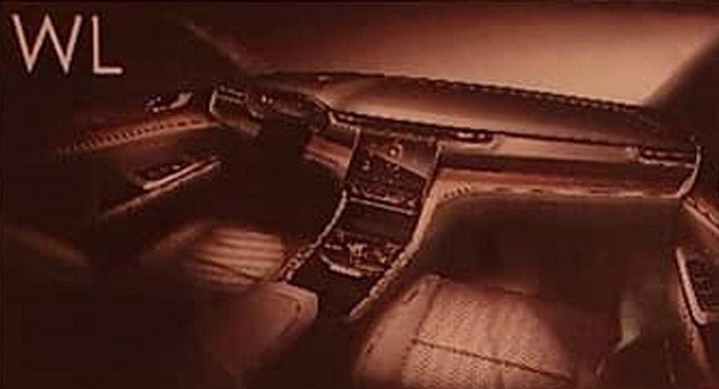 Filtrado el interior del nuevo Jeep Grand Cherokee 2021 (WL)