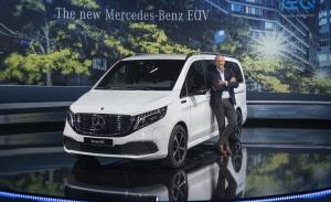 La Mercedes-Benz EQV cambiará las reglas... a medio plazo