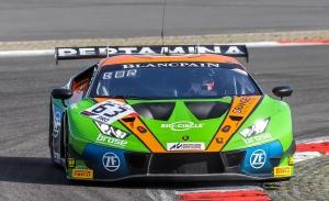 El Lamborghini #63 y el Audi #1 se llevan las poles en Nürburgring