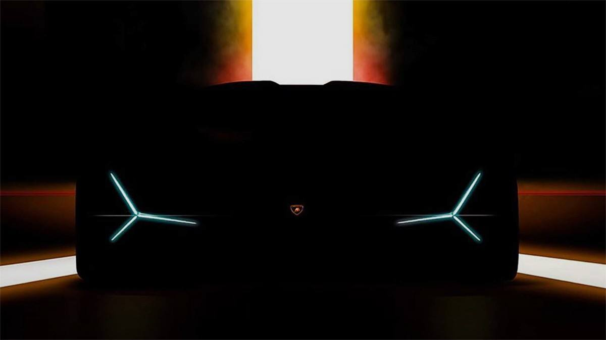 Lamborghini mostrará su futuro en Frankfurt