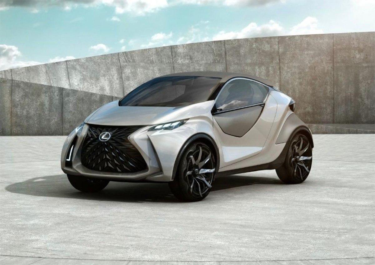 El primer eléctrico puro de Lexus será un crossover compacto