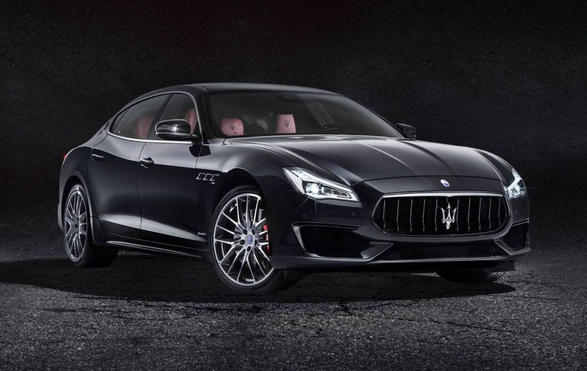 Los Maserati Quattroporte y Levante estrenarán ediciones especiales en Monterey