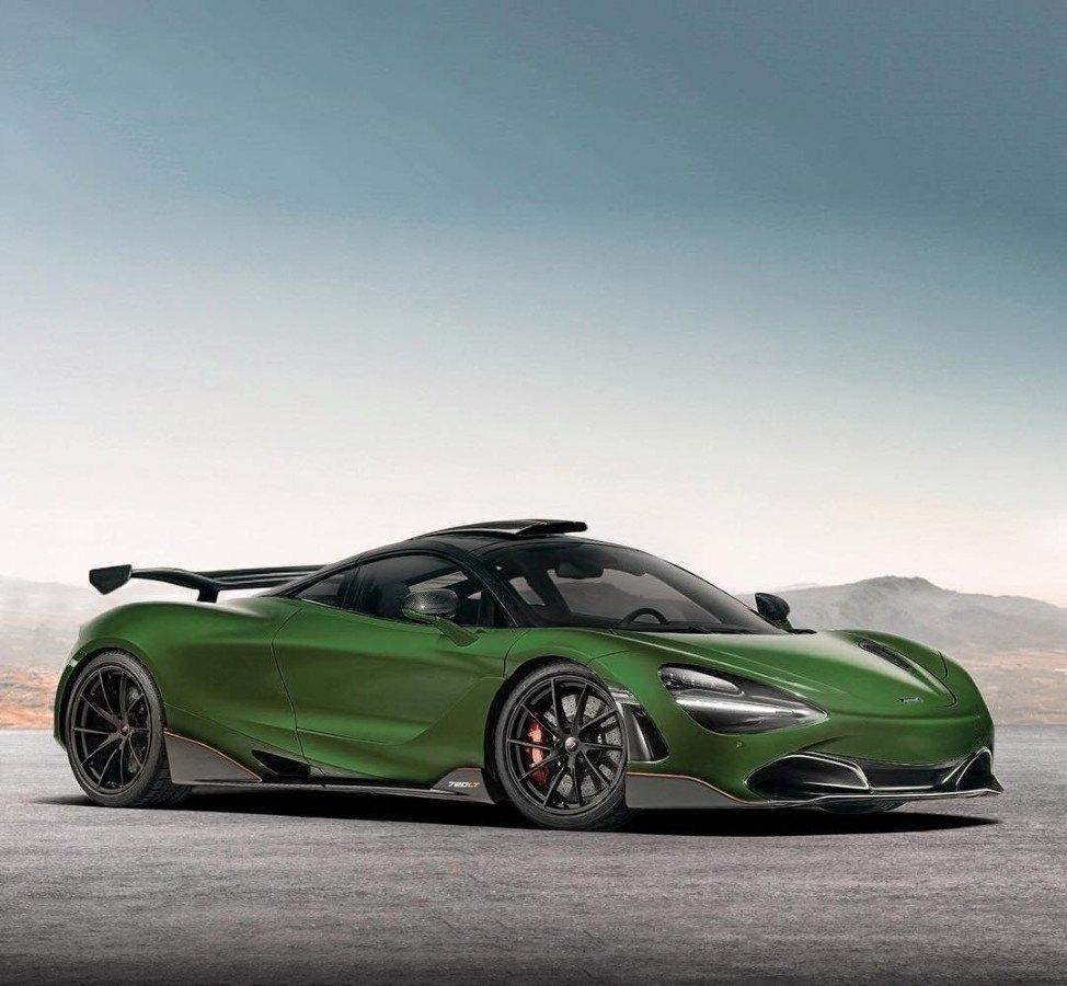 La prensa británica asegura que el nuevo McLaren 750LT llegará en 2020