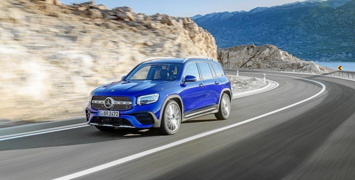Mercedes abre los libros de pedidos del nuevo GLB a mediados de agosto